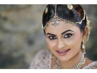 Prasanna Colambaarachchi (Professional Bridal Dresser) - Elpitiya