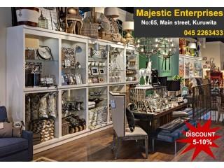 Majestic Enterprises - Kuruwita