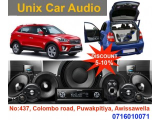 Unix Car Audio - Avissawella